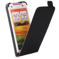 Luxury PU Leather Flip Case For HTC butterfly