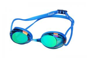 6a359a75bd Silicone Gaskets Mirrored Swimming Goggles