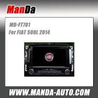 China Manda car dvd gps for FIAT 500L 2014 in-dash head unit touch screen dvd gps usb automobiles on sale