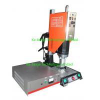 Ink Cartridge Ultrasonic Electronic Welding Machine / Precision Ultrasonic Welder 2600W