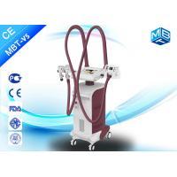 Ultrasonic Cavitation Vacuum Liposuction Laser Bipolar RF Roller Massage Slim Machine