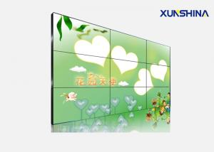 China 5.5mm Bezel 46 LCD Video Wall Display System For Cinema Advertising on sale