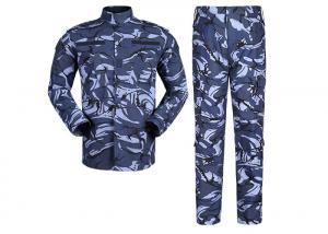 Quality Uniforme militar do exército de Ripstop do oceano britânico, OEM do uniforme for sale