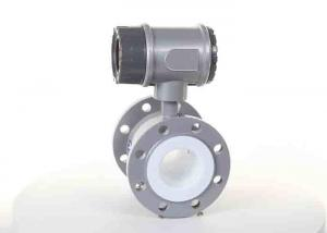 China Turbine Industrial Water Flow Meter For Municipal Water Utility And Food Industry on sale
