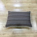 Modern Shredded Memory Foam Bolster Dog Bed Pillow Plush Pet Pillow Cushion