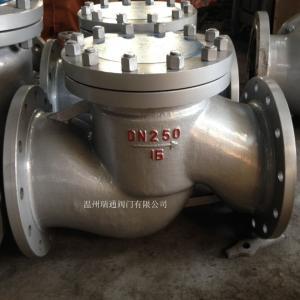 China API WCB check valve on sale