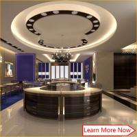 New design jewelry shop design, jewelry store interior design, display furniture for jewelry shop