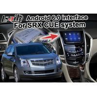 Cadillac SRX CUE car video interface mirror link Car Multimedia Navigation System