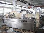 Machine de cachetage de habillage transparent de l'acier inoxydable DPB-320 formant le secteur 320 x 150 x 26 millimètres