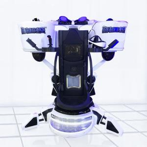 China 1 Player Vr Helicopter Simulator , Voltage Converter Long Range Shooting Simulator on sale