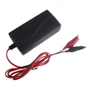 China Rechargerable Lead Acid Battery Charger 12V 3A For E-BIKE , 100-240Vac on sale