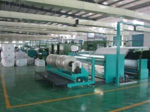China Telas no tejidas recicladas del enlace de la puntada del ANIMAL DOMÉSTICO (SCS, Oeko-Tex) on sale