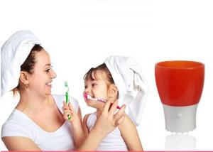 China 200ml Safe children's toothbrush cup 2min Music And Colorful Light on sale