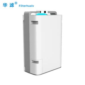 China New arrival  High CADR HV09A ABS white color air purifier   HEPA Filter Home Air Purifier on sale