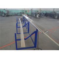 PVC UPVC Conduit Pipe Plastic Extrusion Equipment / Making Machine , CE Standard