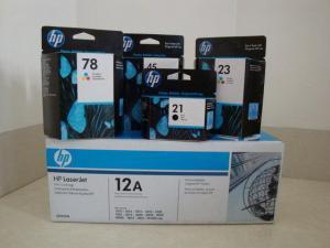 China Genuine(OEM) HP Ink Cartridge HP 21 on sale