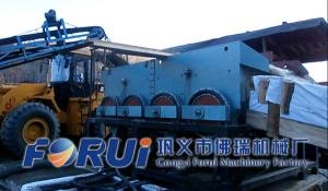 China iron ore washing plant to concentrate iron, iron concentrator, iron washer on sale