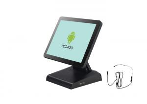 China Android POS Machine / All In One POS Monitor / Black Android Ponit of sale Machine Price on sale