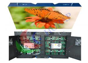 China Pitch 8mm Interior Fixed Indoor Full Color LED Display High Definition SMD3528 on sale