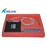 China C Band 16Ch Single Fiber DWDM Module ABS BOX High Isolation With LC Connector on sale