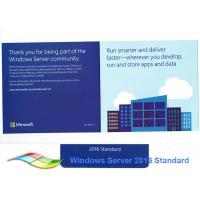 Full Version  Win Server 2016 Standard  64bit Microsoft Server 2016 R2