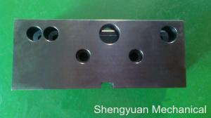 China Alloy Steel Jig And Fixture Components Clamps CRS Machined Parts on sale