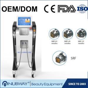 China Radiofrequency Skin Tightening Fractional RF Microneedle For Face / Body on sale
