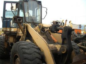 China equipamento pesado usado KOMATSU do carregador wa350-1 on sale