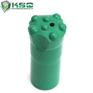 China H25 Threaded Button Drill Bit For Minning Qaurring Customized Specs on sale
