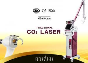 China Multifunction Co2 Fractional Laser Machine Vaginal Tightening Skin Rejuvenation on sale
