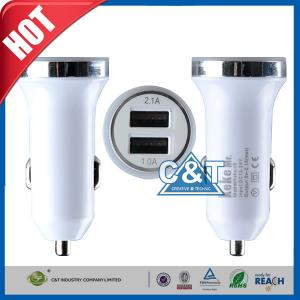 China Android Universal USB Power Adapter Car Charger for Smartphone on sale