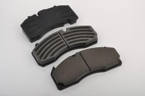 China Less-metal Semi-metal Ceramic NAO Material Brake Pads on sale