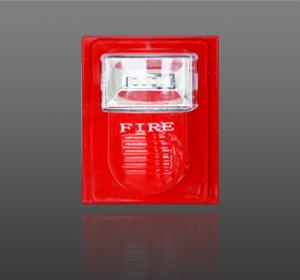 China Commercial Addressable Fire Alarm Sounder Beacon , Fire Alarm Visual Devices LD1101EN on sale