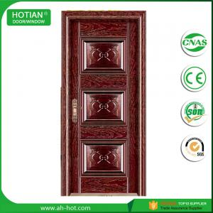 Factory Price Security Anti-theft Exterior Steel Door Apartment
