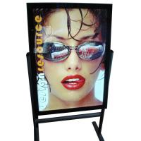 China Wall Mounted Portrait CE LGP Thin Magnetic LED Light Box on sale