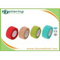 Non Woven Elastic Self Adhesive Bandages for finger wrap, cohesive bandage