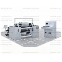 400m/m High-speed paper slitting machine and rewinding for 25-120g/m2 cigarette/tipping/label roll paper for package