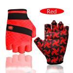 MoreOK gloves fitness short finger best china gloves for men summer gloves  fitness