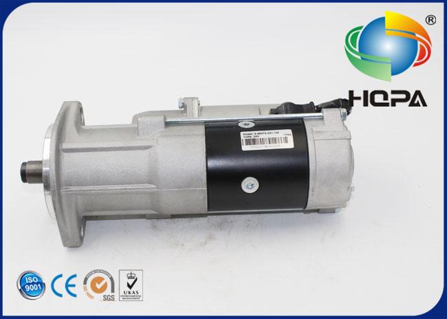 8980703211 starter for ISUZU engine 4HK1, WPS brand, for Hitachi Excavator