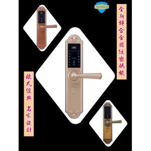 China Hot sale new fingerprint door lock for home,office on sale
