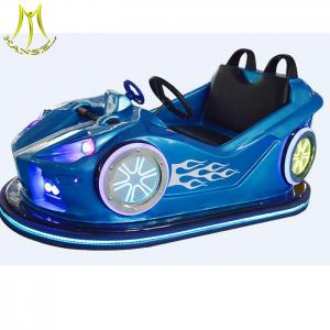 China Hansel popular entertainment battery bumper car for sales adult can ride on car on sale