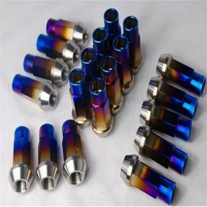 China color titanium bolt for bicycle on sale