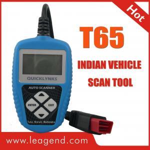 Indian Car Diagnostic Tools T65 For Maruti, Tata, Mahindra To Turn Off  Check Engine Light