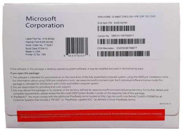 microsoft windows 10 professional retail