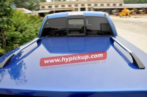 Quality крышка тоннеау стеклоткани бедлинер аксессуаров тележки для Ф-150 for sale