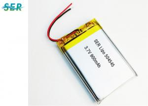 China Lipo AA Lithium Polymer Rechargeable Batteries Pack 1000mAh 504545 High Energy Density on sale