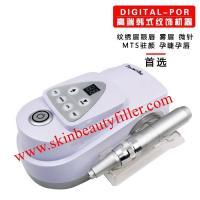 Korean Digital permanent makeup machine for eyebrow and micro needle Newest Electric Derma skin Pen microneedle machine