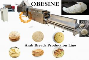China Fully automatic Arab Pita Bread Bun Production line ,stainless steel Roti maker  ,shawarma moulder , pakistan naan on sale