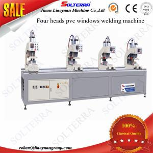 China CHINA SUPPLIER UPVC WINDOW DOORS MAKING MACHINE FOR SALE on sale