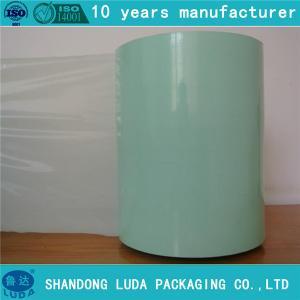 China Luda 25 mics width grass silage stretch film on sale